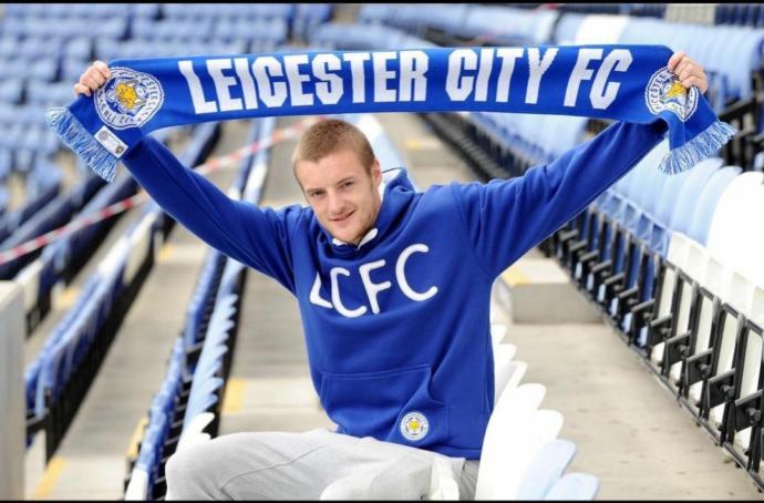 Fabrika İşçiliğinden Premier Lig Gol Krallığına: Jamie Vardy!