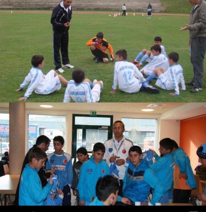 Şırnaktan Barcelonaya Uzanan Bir Başarı Hikayesi: UYAFA Akademisi!