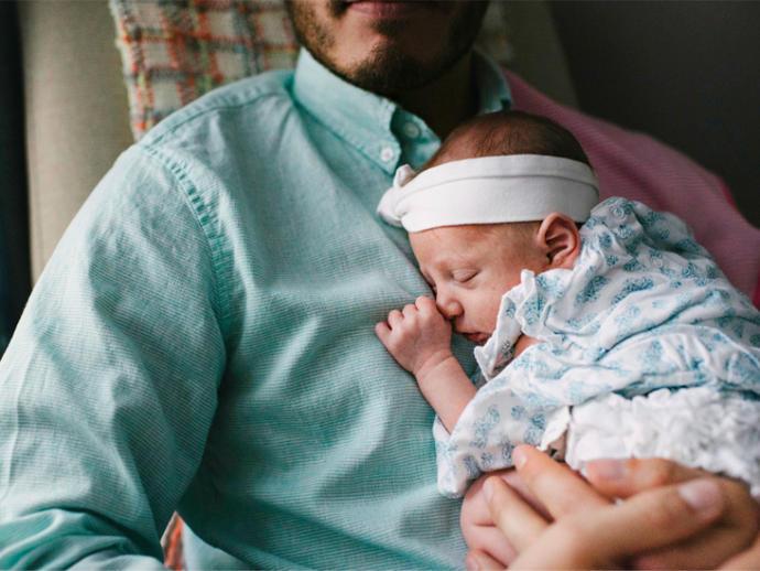 Hep Annelere Akıl Verilir: Bu Tavsiyeler Müstakbel Babalara