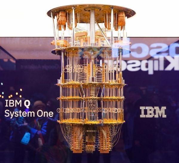 IBM Quantum Bilgisayar