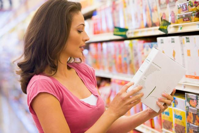 Gıda etiketlerini dikkatli incelemeliyiz