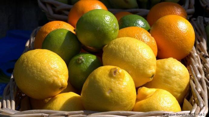 Limonla çamaşır temizliği