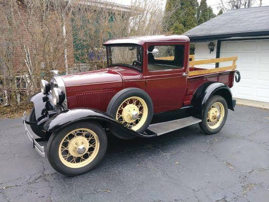 Ford A kamyonet