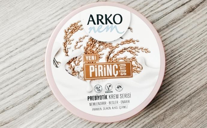 Yeni Arkonem Probiyotik Pirinç Sütlü Nemlendirici Krem