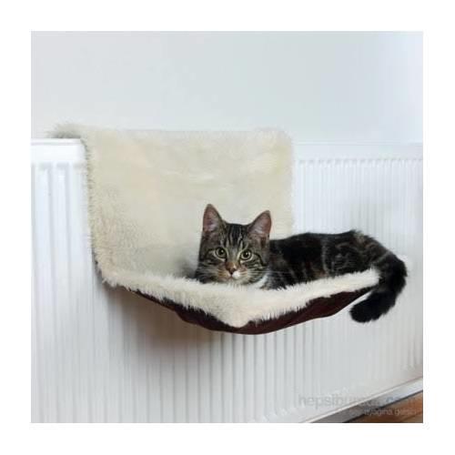 Kalorifer Üstü Askılı Kedi Yatağı