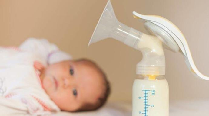süt sağımı anneye zaman ve özgürlük sağlar