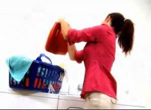"""""""Çamaşır Yıkama Uzmanı İmdadıma Koşsun"""" Dedirten 6 An!"""