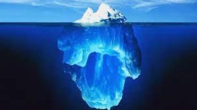 Buz Dağı Yansıması: Başarı!