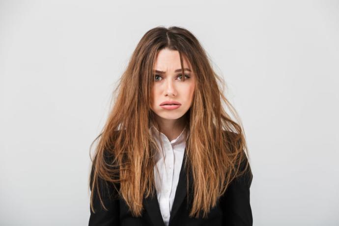 Kepekli Saçlarından Kurtulmak İsteyenlere Tavsiyeler!