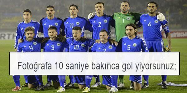 Dünyanın En Başarısız Milli Takımı: San Marino!