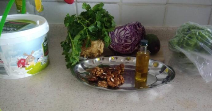 Mutlu Yaşam Salatası Yaptım; Buyurmaz Mısınız?