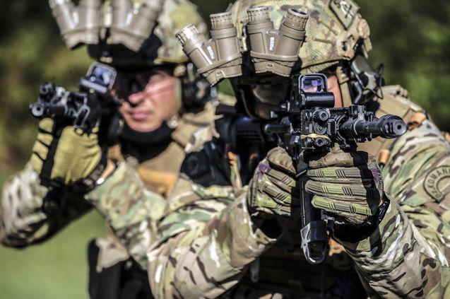 Ordunun Sert Adamları: Sat Komandoları!