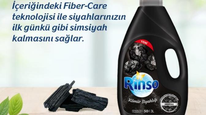 Rinso Kömür Siyahlığı Sıvı Deterjanı Özellikleri ve Rinso Kömür Siyahlığı Yorumlarım