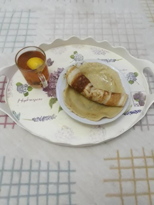 Geleneksel Tatlılardan Taş Ekmeği Tatlısı Yapıyorum!