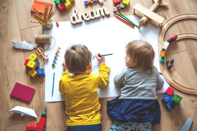 Çocuklarla Evde Keyifli Vakit Geçirmek: Çocuklarla Hangi Etkinlikler Yapılabilir?