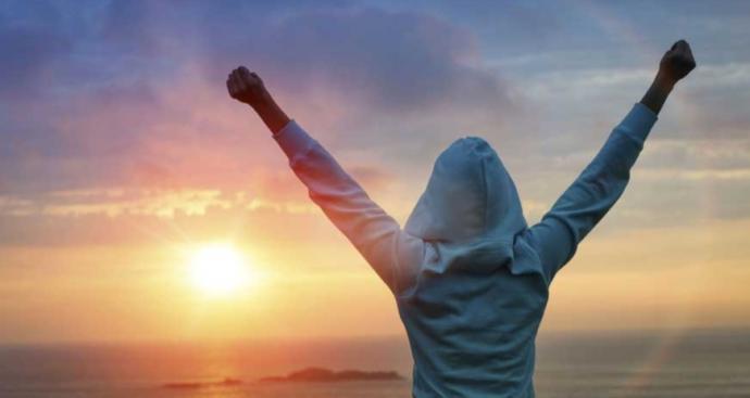 Unutma! Hayata karşı hep güçlü olmak zorundasın..