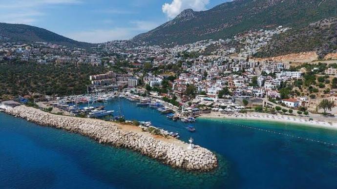 Kalkan Limanı ve Halk Plajı