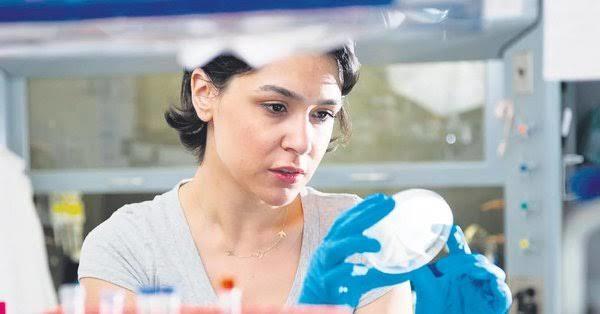 Bilime Yön Vermiş Alfa Kadınlar