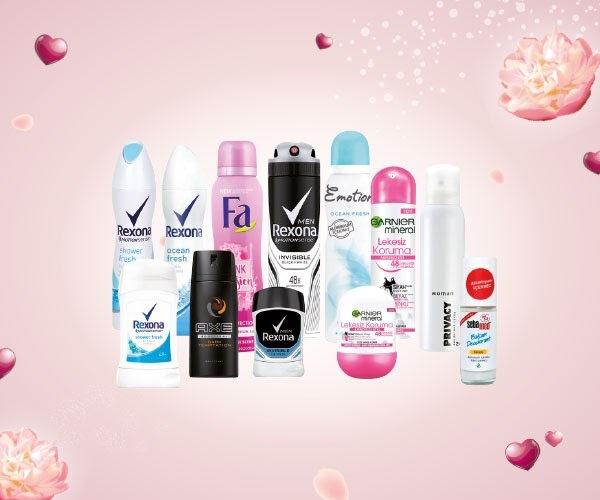 Anneler Günü'ne özel deodorant çeşitlerinde indirim 12 Mayıs'a kadar devam edecek; hem kendine hem annene iyi gelecek bir hediye seç!