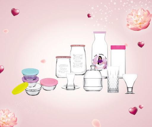 Anneni birbirinden şık su şişeleri, bardaklar, şekerlikler, çay bardakları ve saklama kapları ile mutlu etmek istiyorsan Lav markalı ürünlerdeki 5-12 Mayıs tarihleri arasındaki indirim tam sana göre!