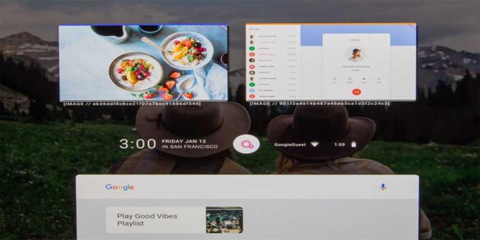 Google Fuchsia Beta