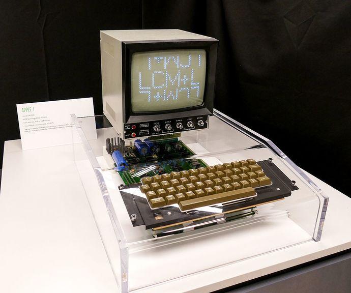 Bilgisayarların Çocukluğuna İniyoruz