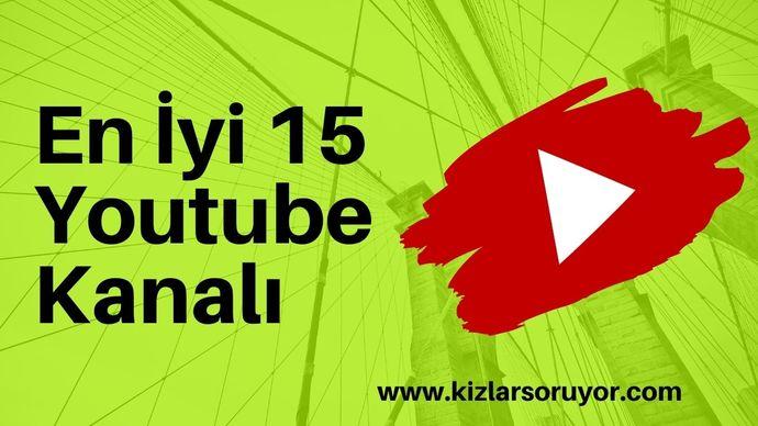 Türkçe En İyi 15 Youtube Kanalı - Youtubeda Kaliteli İçerik Nasıl Üretilir?