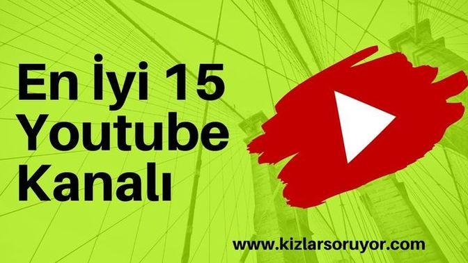 Türkçe En İyi 15 Youtube Kanalı - Youtube'da Kaliteli İçerik Nasıl Üretilir?