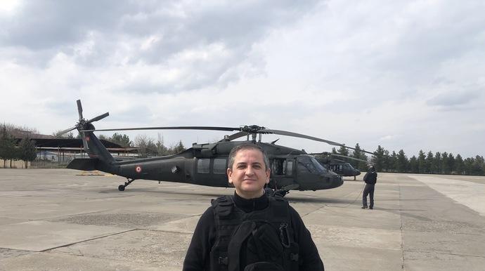 Jandarma Havacılık Gurur Kaynağımız!