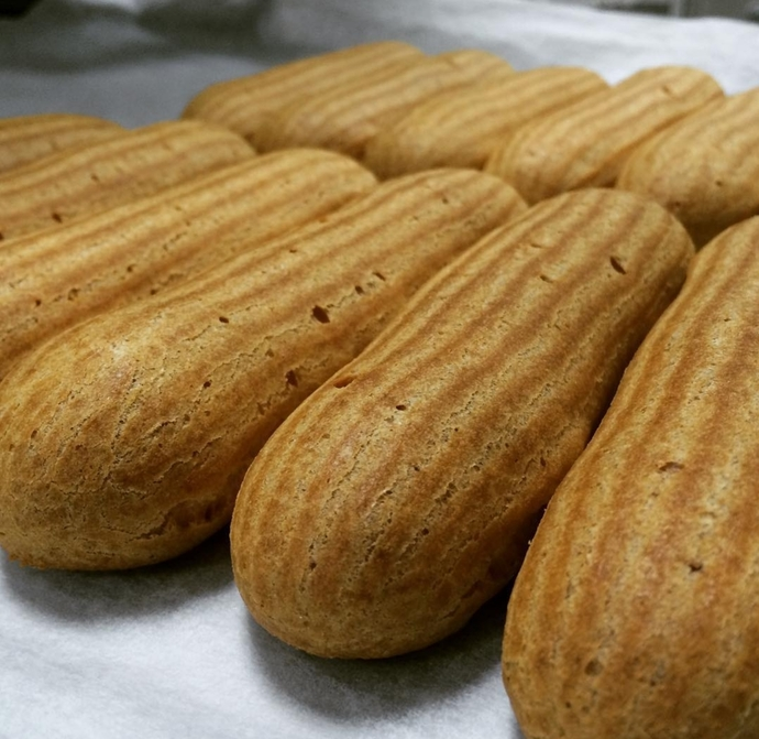 Fransayı Ayağınıza Getirdim! Yediğiniz Anda Ağızınızda Dağılan Lezzet: Çikolatalı Ekler