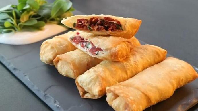 Kayseri Yöresine Ait Leziz Paçanga Böreği Tarifi!