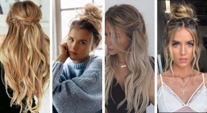 Dışarı Çıkarken Yapabileceğiniz 5 Pratik Saç Önerisi!