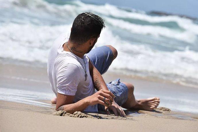 Erkek Plaj Modası!