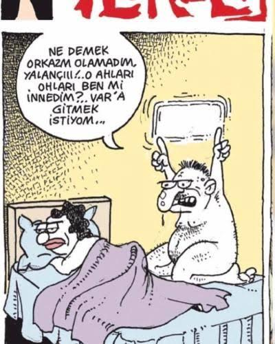Kadınların Erkekleri Yatakta Ofsayta Düşürmesi!