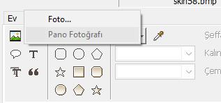 PhotoScape ile Skin yapma