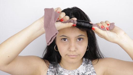 Isı Kullanmadan Dalgalı Ve Hacimli Saçlara Sahip Olun!