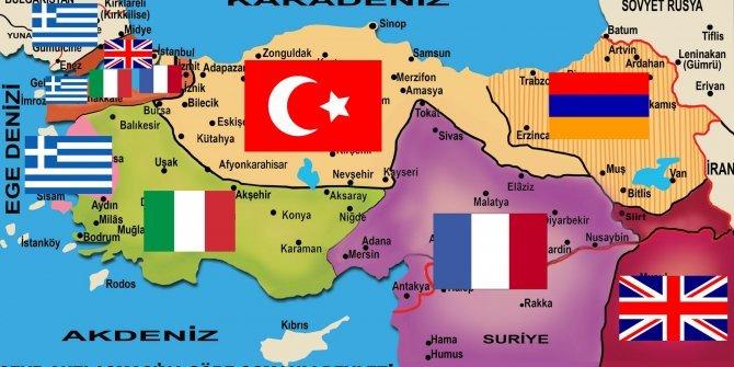 Sevr Antlaşmasından sonra Osmanlı Devleti