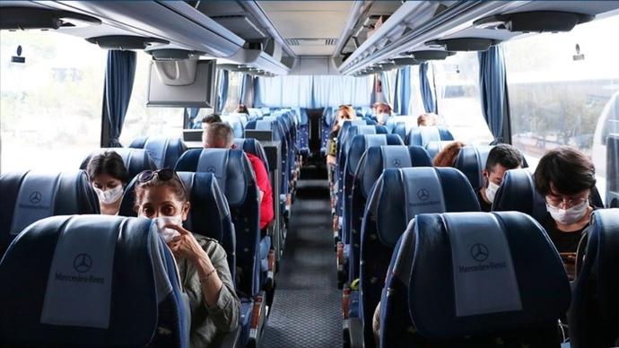 Toplu taşımada ekstra önlemler şart!