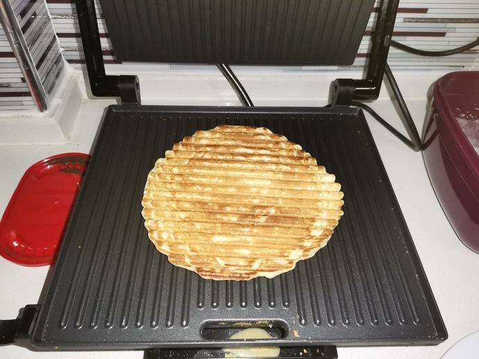 Artık Herkes Yapabilir: Tost Makinesinde Waffle Tarifi!