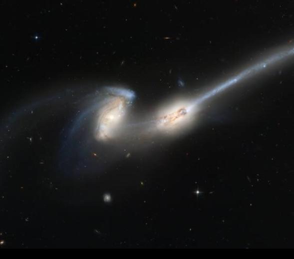 Geleceğin Süper Galaksisi: Milkomeda