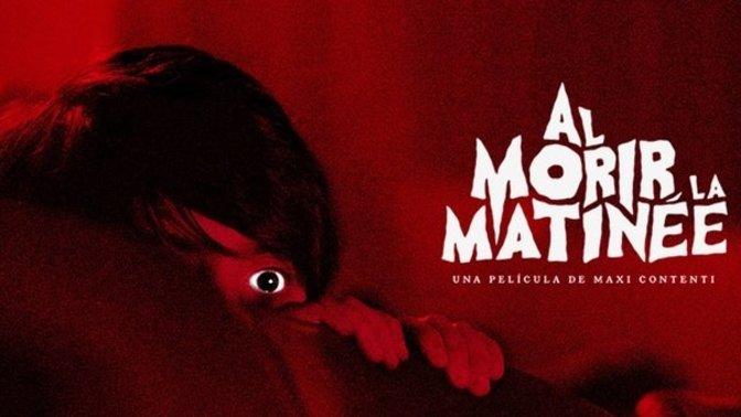 Sinema Salonunda Dehşet: Al Morir la Matinée