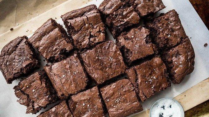 Sütün En Güzel Ekürisi: Lezzetli Brownie Tarifi!