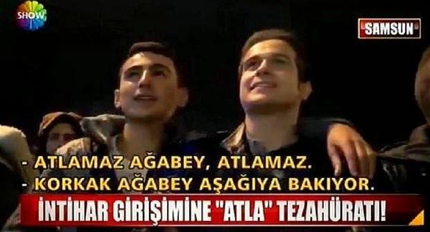 Sadece Türk Toplumunda Görebileceğimiz Birbirinden Absürt Hareketler!