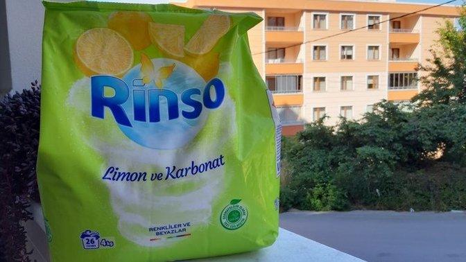 Rinso İle Buluşan Limon ve Karbonatın Gücü!