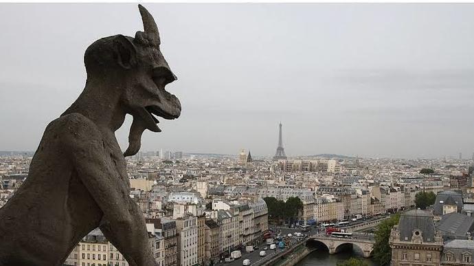 Gotik Mimarinin Göz Bebeği: Gargoyleler!