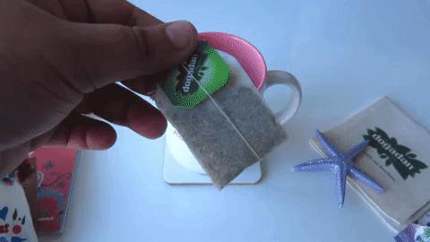 Doğadan çayı demleme