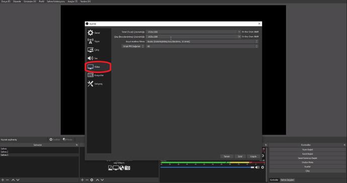 Video Çekmeye Yeni Başlayanlar İçin: İdeal OBS Studio Ayarları!