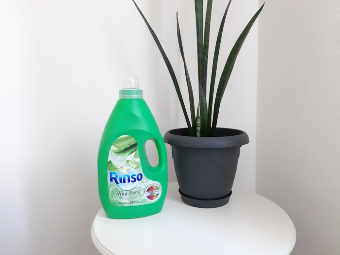 Rinso Sıvı Aloe Vera Deterjanı