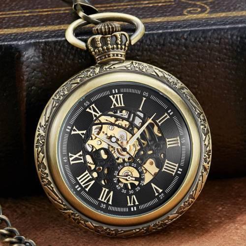 Köstekli Cep Saati