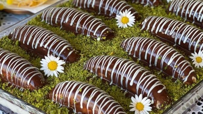 Adını İspanya'dan Alan Çikolata Bombası: Malaga Pasta